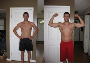 P90X results before and after