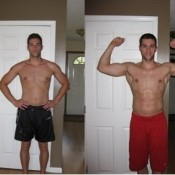 P90X Before and After