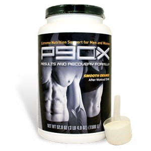 P90X Recovery formula Drink
