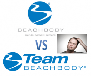Beachbody vs Team Beachbody - My Healthy Fit Life ~ Fitness ~ Food