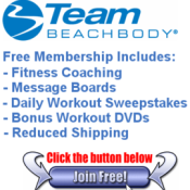 Join Team Beachbody for Free