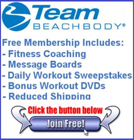 Join Team Beachbody for FREE