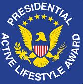presential active lifestyle award