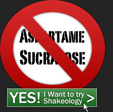 shakeology alternative-aspartame_sucralose