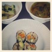 UR Day 3 dinner