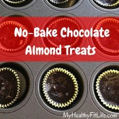 No-Bake Chocolate Almond Treats